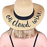 On Cloud Wine Sun Hat