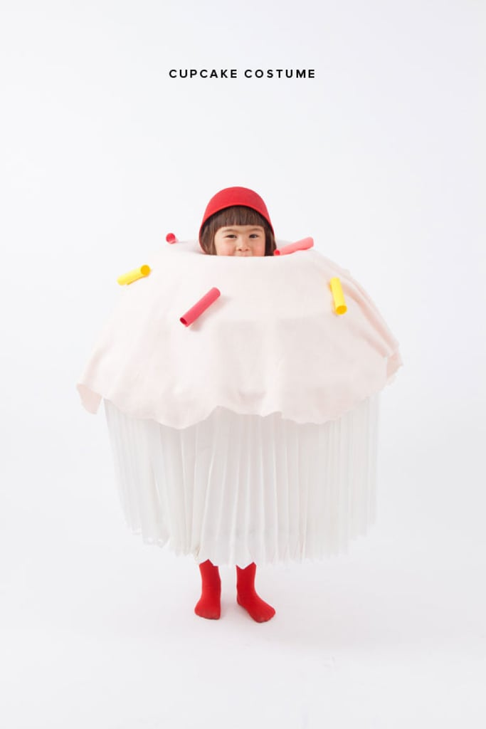Cupcake Costume. Share This Link  sc 1 st  Popsugar & Cupcake Costume | DIY Kidsu0027 Costumes | POPSUGAR Moms Photo 17