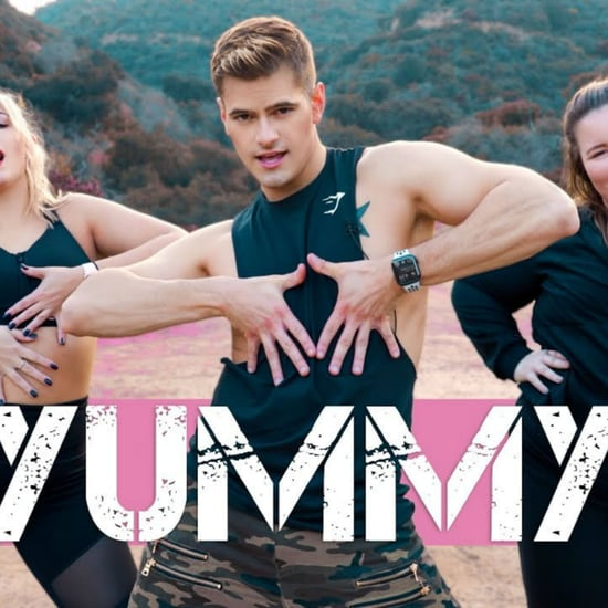 "The Fitness Marshall Dance Workout to ""Yummy"""