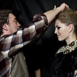 Hair by Eugene Souleiman for Wella Professionals