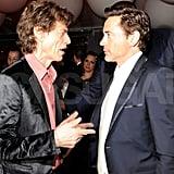 Mick and Me