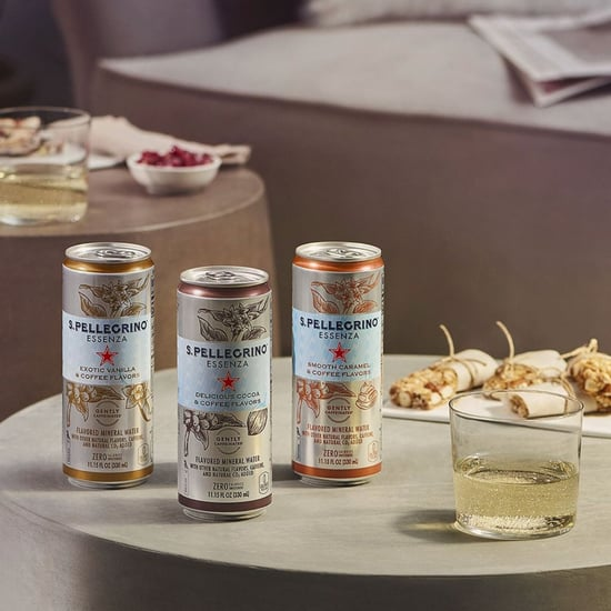 S.Pellegrino's New Coffee-Flavored Sparkling-Water Line
