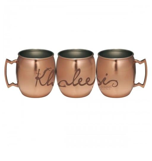 Khaleesi Copper Mug ($20)