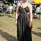 The perfect way to catch a little relief on a scorching-hot day is with a dress that boasts a few well-placed cutouts.
