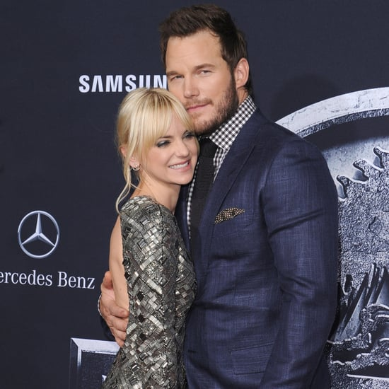 Anna Faris Talks About Chris Pratt Cheating Rumors Dec. 2016
