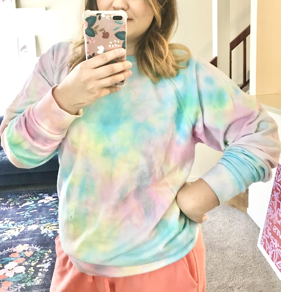 Best Etsy Tie-Dye Sweatshirt | Editor Review 2020