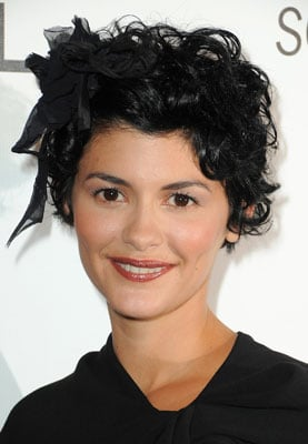 Pictures of Audrey Tautou's Hair 2009-09-10 14:00:00