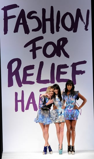 Photos from Fashion for Relief in London