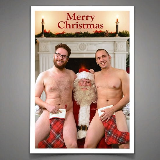 "James Franco and Seth Rogen's ""Leaked"" Pictures on SNL"
