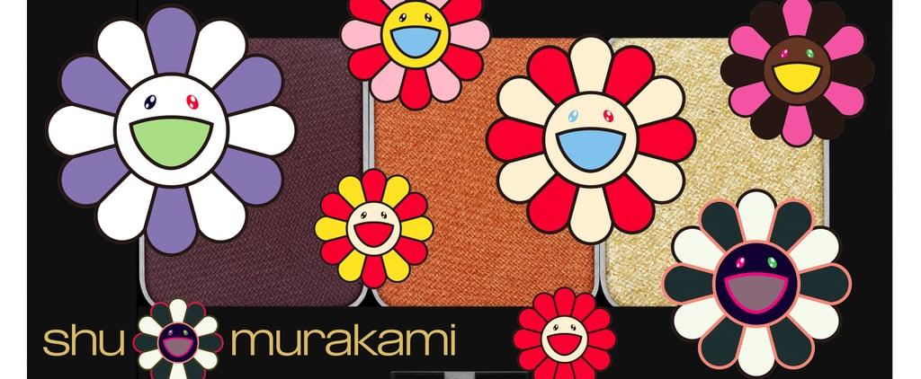 Shu Uemura Takashi Murakami Holiday Collection 2016