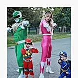 Family Halloween Costumes 2018