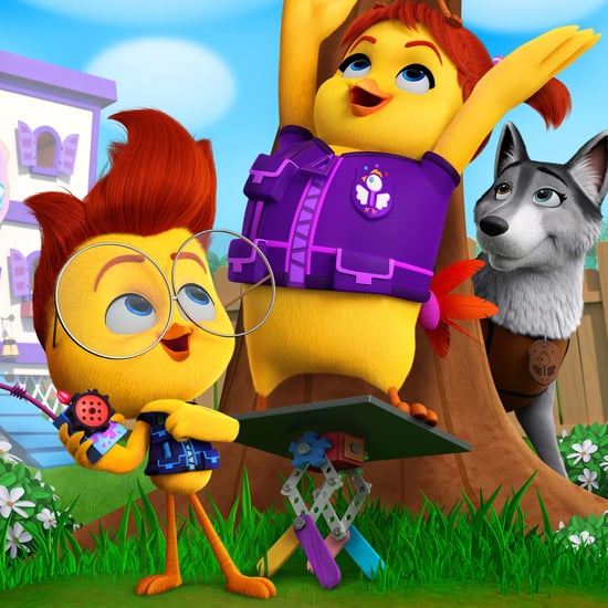Disney Junior's The Chicken Squad: Trailer and Show Details
