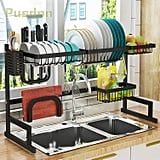 Dish Drying Rack Over Sink