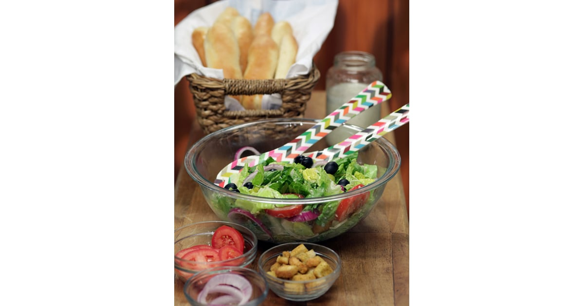 Olive Garden 39 S Salad And Breadsticks Restaurant Copycat Recipes Popsugar Food Photo 11