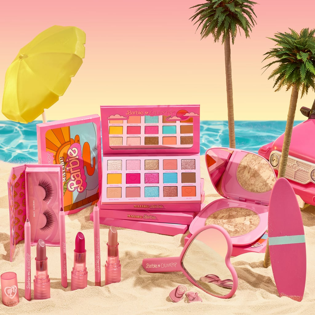 Colourpop Released a Barbie Makeup Collection