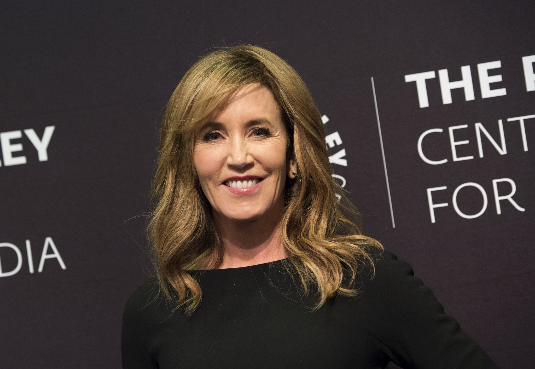 Actress Felicity Huffman attends an Exclusive Season Three Premiere Screening and Conversation with the cast and Creatives of ABC's American Crime