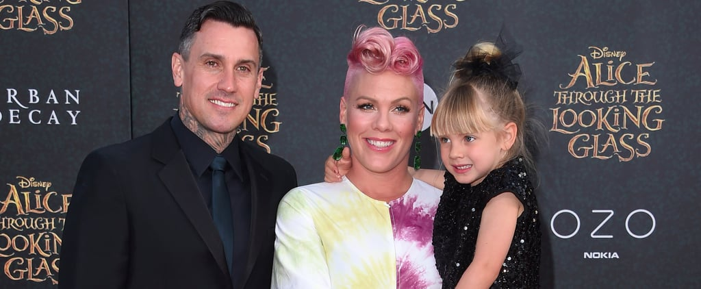 "Carey Hart's Celebration of Pink's MTV Video Vanguard Award Is So ""Them"""