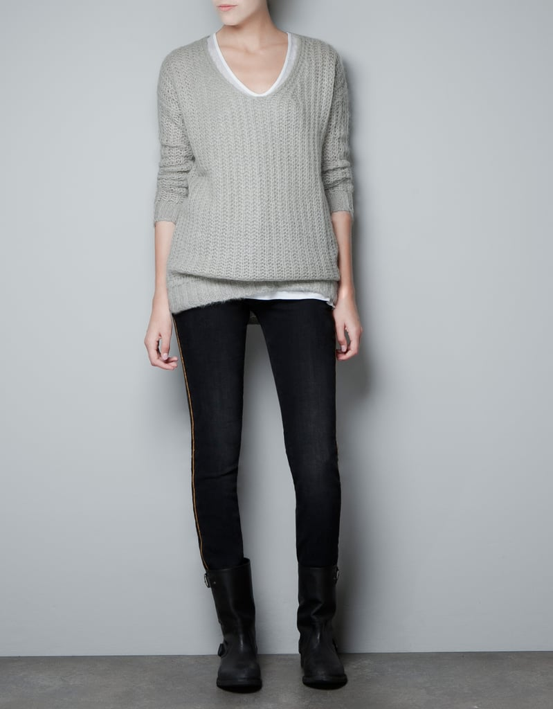 Zara Oversized Sweater ($40, originally $60)