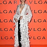 Zendaya at the Bulgari B.zero1 Rock Collection Party