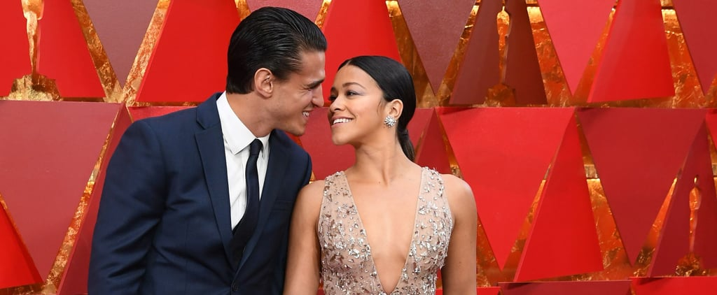 "Queen Gina Rodriguez and Her ""King,"" Joe LoCicero, Were a Sight to Behold at the Oscars"