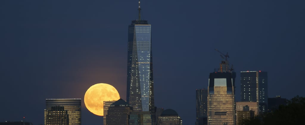 How to Watch the Harvest Full Moon on Friday the 13th