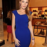 Photos of Blake and Penn at Saks Event