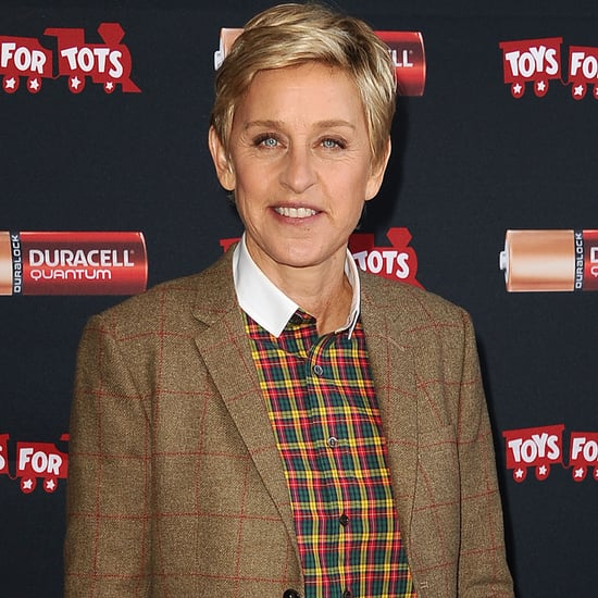 Ellen DeGeneres Congratulates Ryan Gosling on Baby News