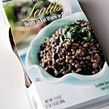 Trader Joe's Steamed Lentils