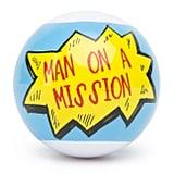 Man on a Mission Masturbation Egg