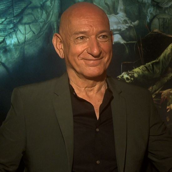 Ben Kingsley Interview on Iron Man 3 (Video)