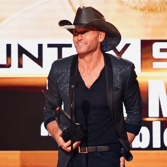 Tim McGraw's Speech at the American Music Awards 2016