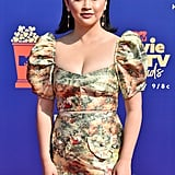 Lana Condor at the 2019 MTV Movie and TV Awards