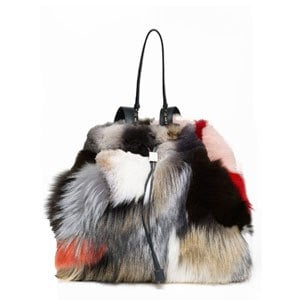 The Row Fur Backpack