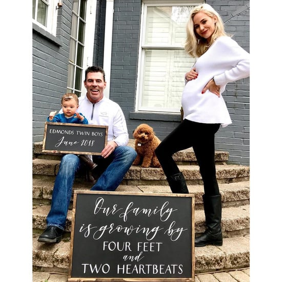 Meghan King Edmonds's Twins Pregnancy Announcement 2017