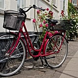 Ride a Bike Throughout the City