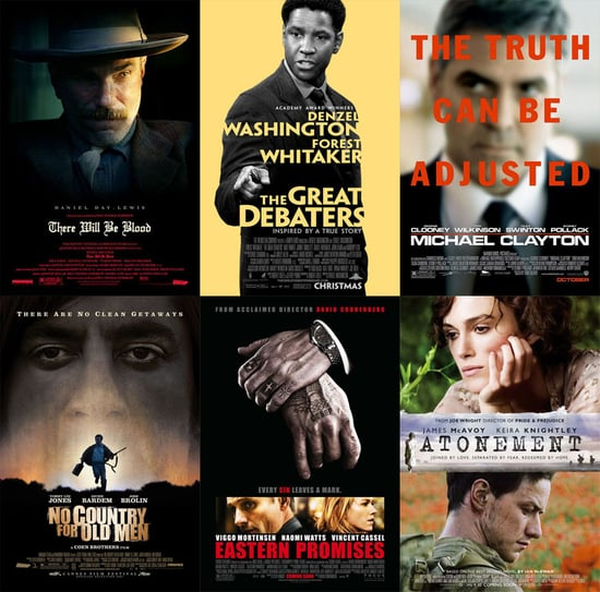 Which Movie Should Win the Globe for Best Dramatic Picture?