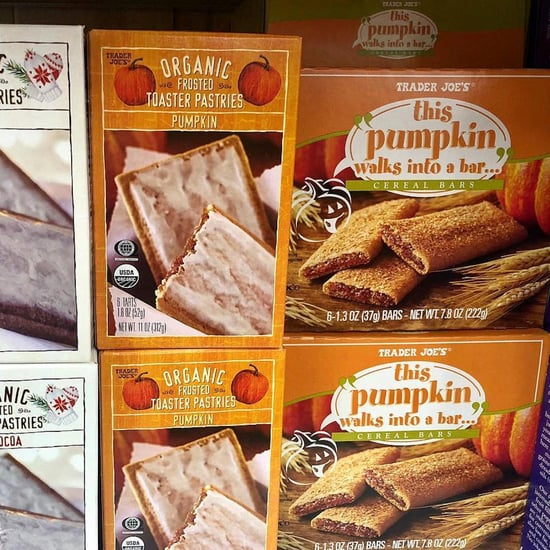 Pumpkin Spice Foods at Trader Joe's