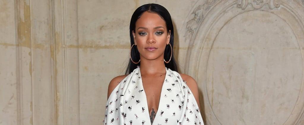Rihanna Has Been Named Harvard University's Humanitarian of the Year
