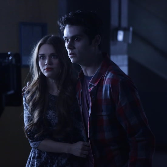 Lydia and Stiles GIFs From Teen Wolf