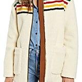 Pendleton Glacier Sunset Water Resistant Fleece Coat