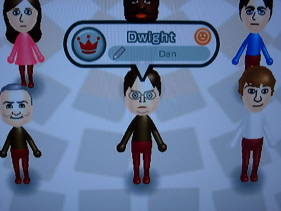 Mii Madness: The Office Cast