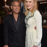 George Clooney and Nicole Kidman