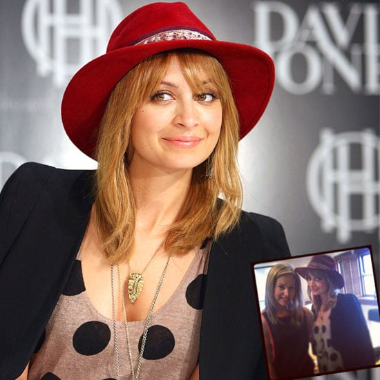 Five Fab Minutes Wih Nicole Richie: Moving To Australia, Latest Buys and Joel's Take On Her Style!
