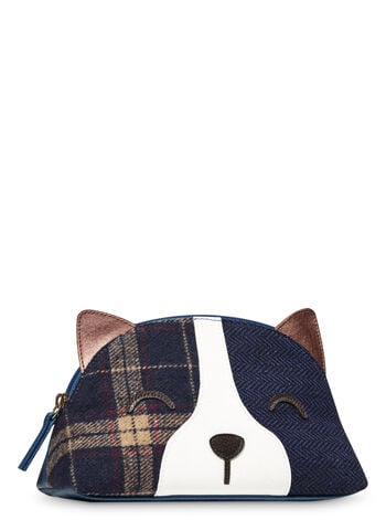 Dog Cosmetic Bag