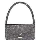 Loeffler Randall Marleigh Crystal-Embellished Shoulder Bag