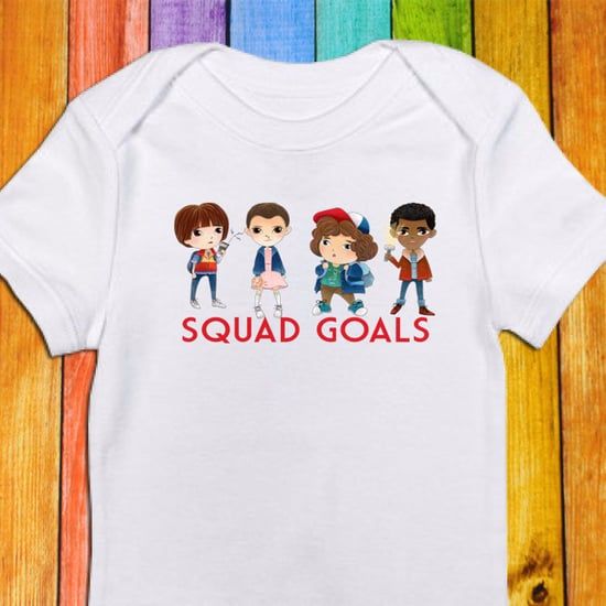 Stranger Things Baby Gifts