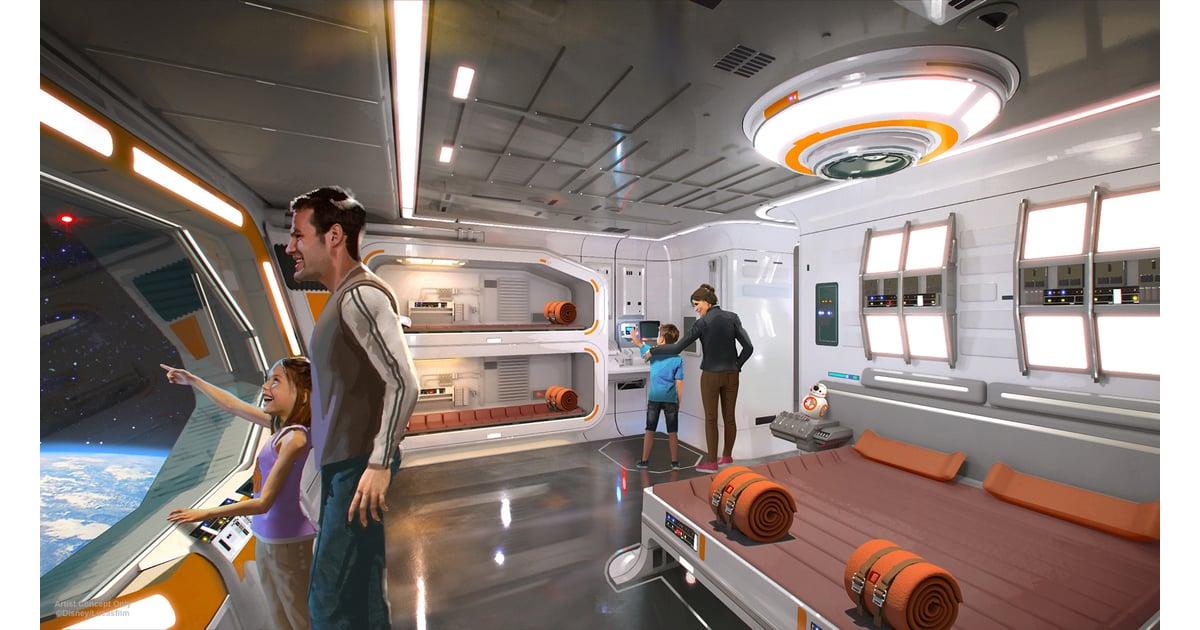 Star Wars Hotel At Disney World Popsugar Australia Smart
