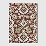 Jacobean Floral Tufted Rug