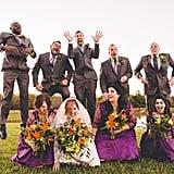 Jewish Wedding With Games