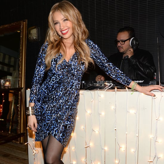 Thalia Celebrates Her Macy's Holiday 2015 Collection in NYC